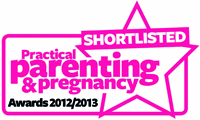 Practical Parenting and Pregnancy, 2012 Awards - Shortlisted